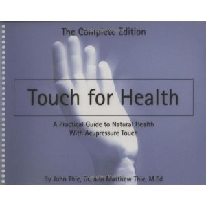 Manual used in Touch For Health Classes. The new edition has a comprehensive section on Metaphor